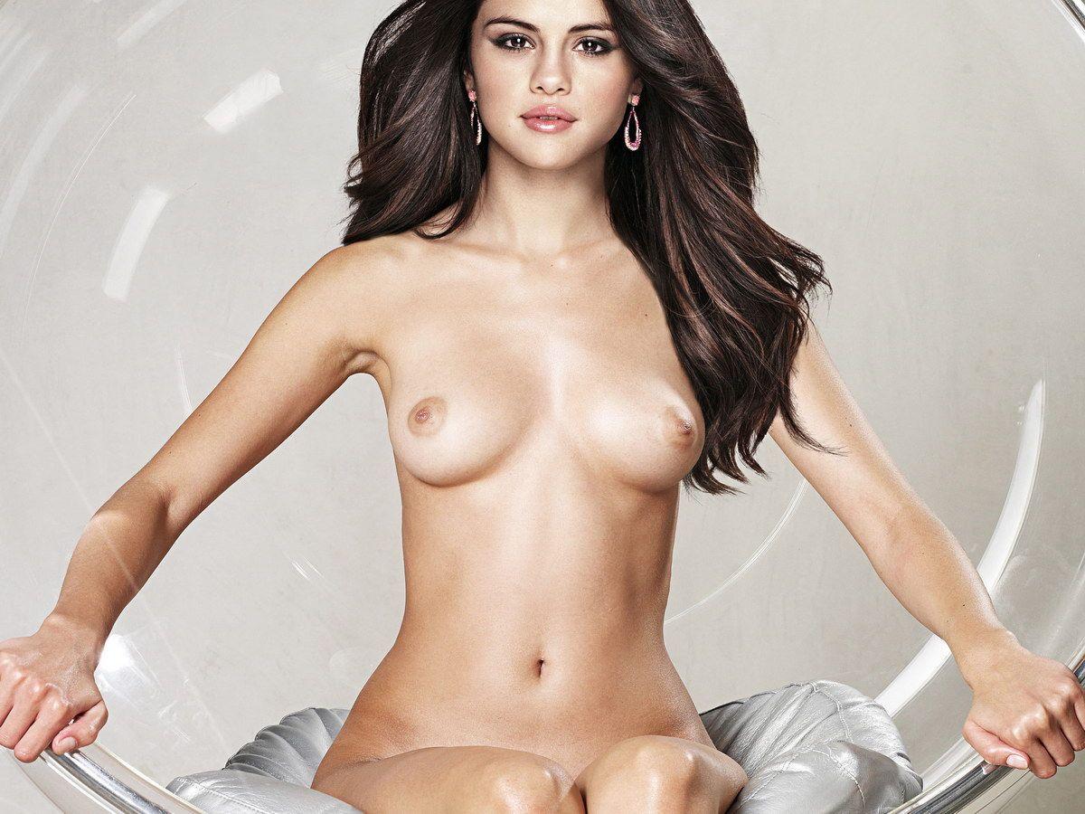 Selena Nude Movie Cover