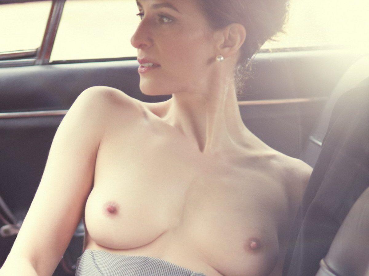 Nackt bilder frank ulrike Intrigant und