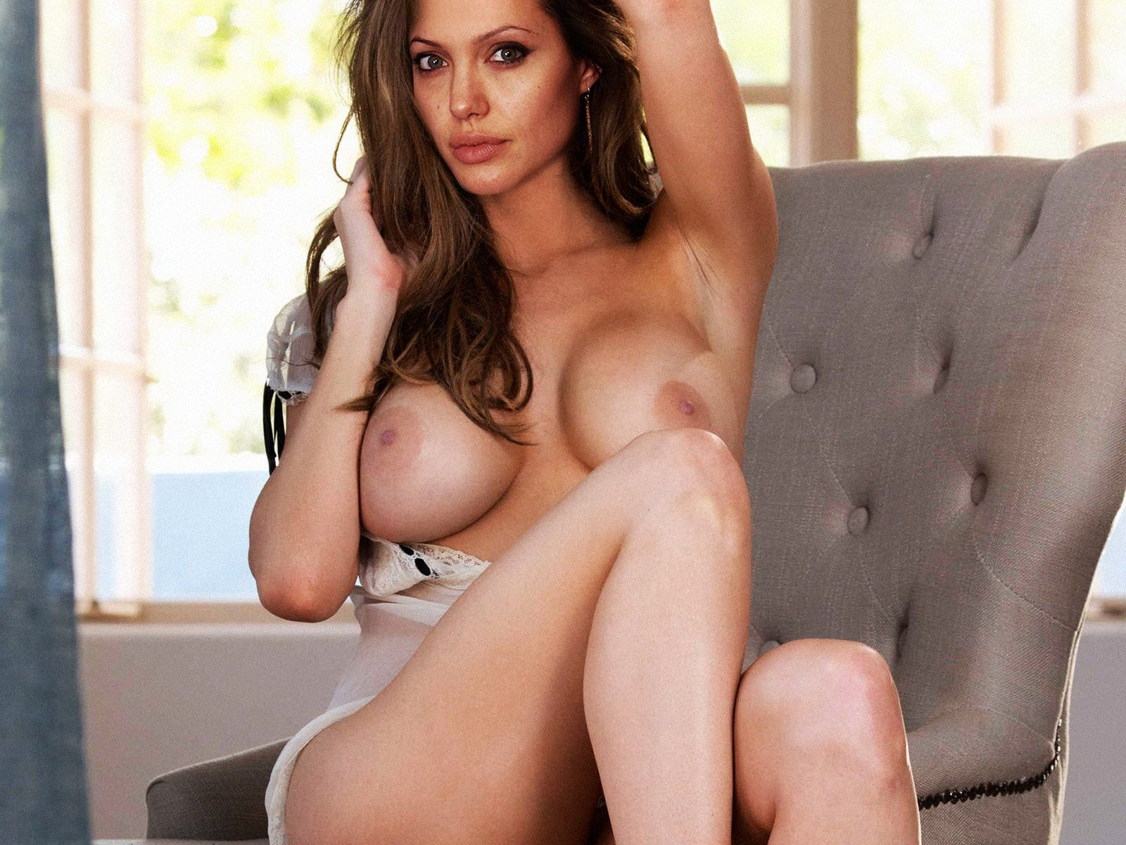 Not angelina jolie nude photoshoot