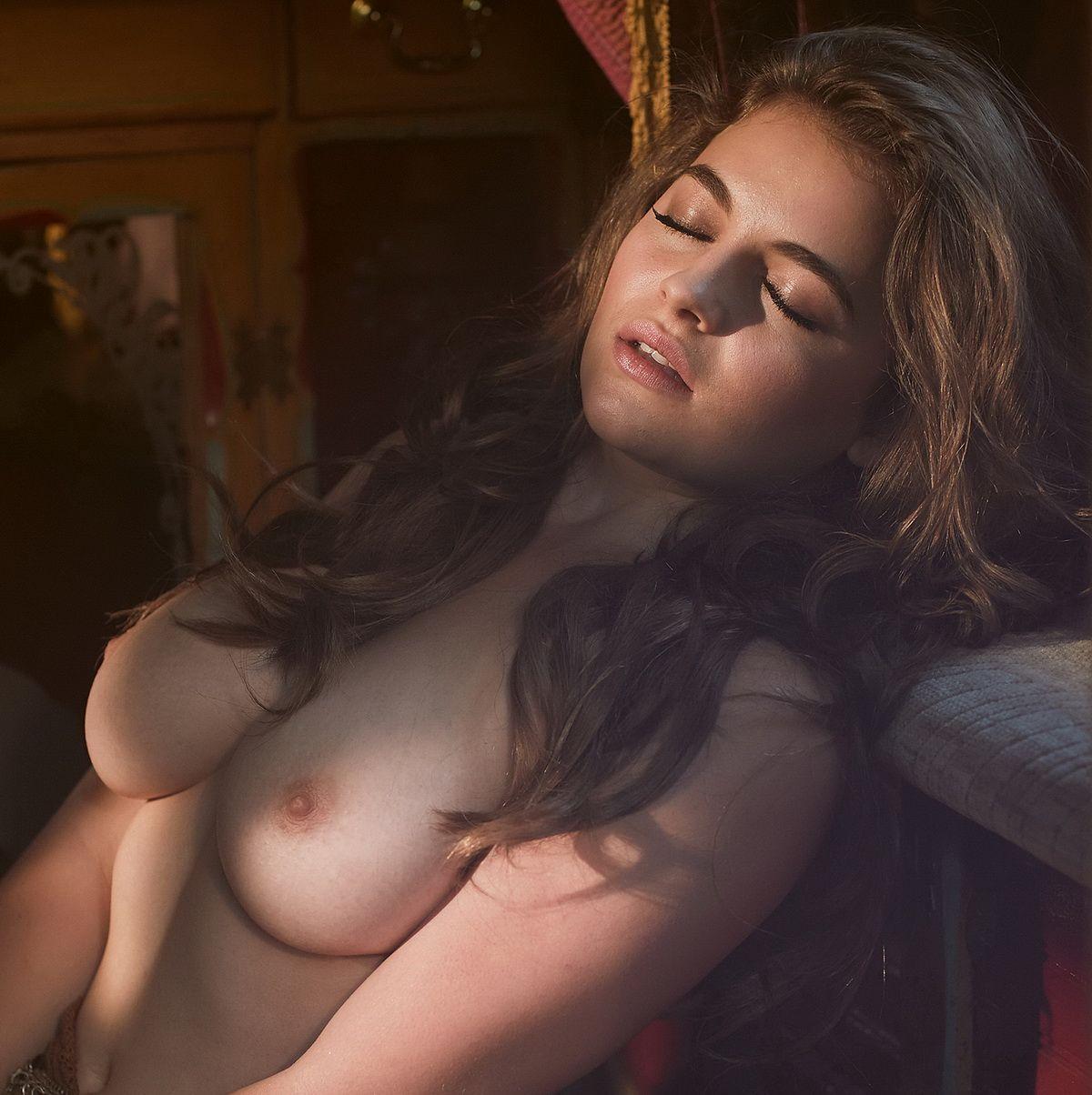 Playboy ronja forcher nackt