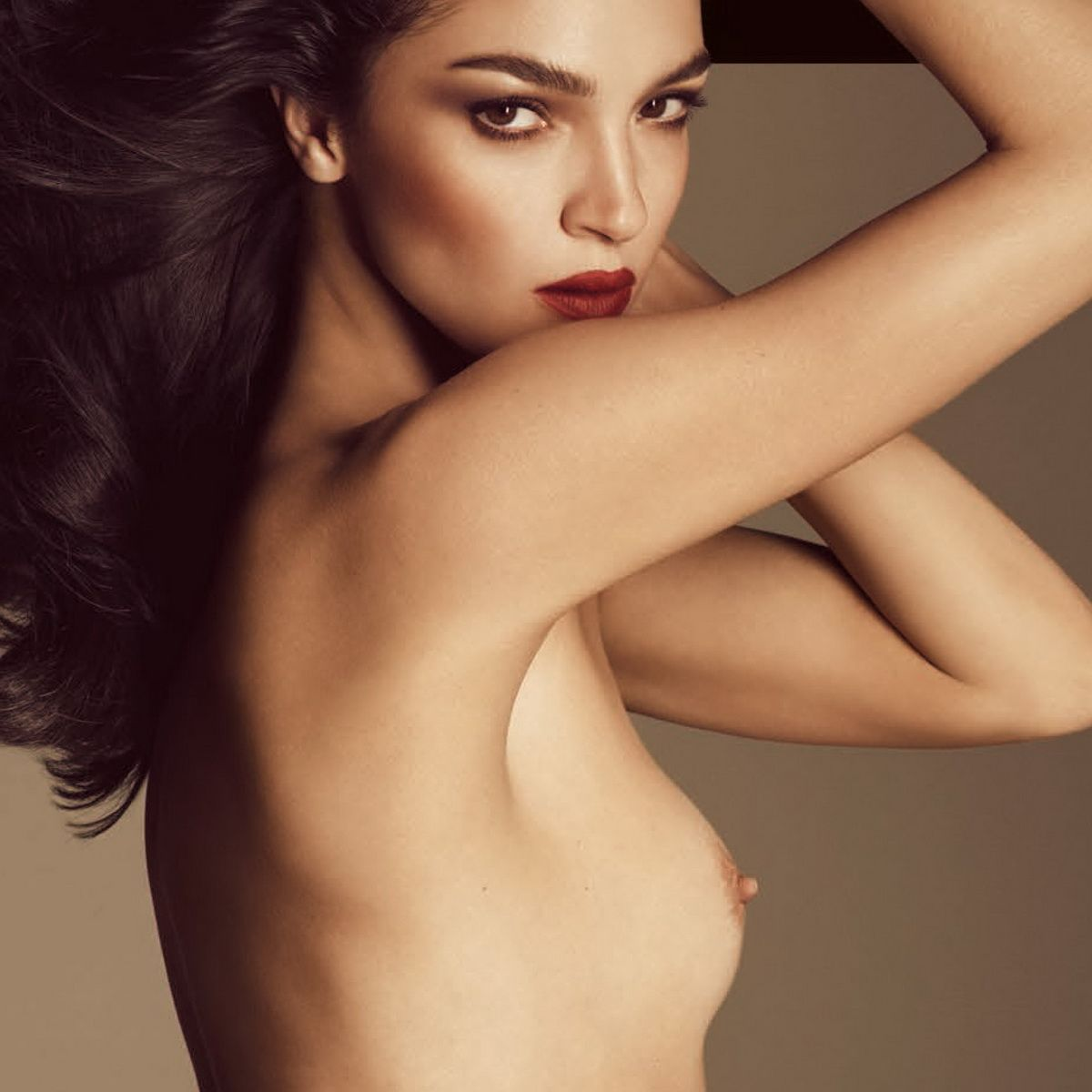Boscono  nackt Mariacarla 12 Models