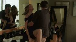 Nicole Kidman, Shailene Woodley, Laura Dern - Big Little Lies S01 E03 720p topless nude rape sex scenes