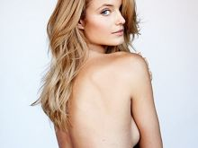 Kate Bock topless GQ magazine 2014 June 7x MQ