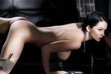 Eugenia Diordiychuk Naked And In Danger Playboy magazine photo shoot 10x HQ