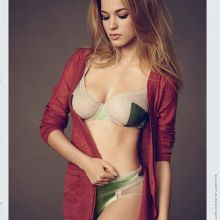 Alexis Knapp sexy Esquire UK magazine 2015 June issue HQ