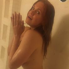 Maitland Ward nude snapchat in the shower 2x HQ