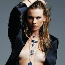 Behati Prinsloo topless Jacquie Aishe 2015 photo shoot 51x HQ
