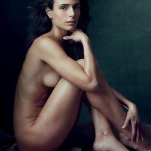 Jordana Brewster nude in Allure magazine 2015 April issue UHQ