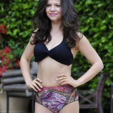 Tammin Sursok sexy bikini ooolside LA 23x UHQ