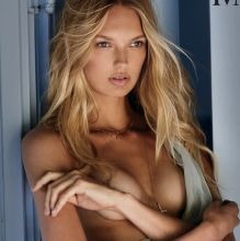 Romee Strijd topless for Maxim magazine October 2016 11x UHQ photos
