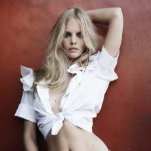 Marloes Horst sexy photo shoot for Vogue Netherlands 2015 June 10x HQ