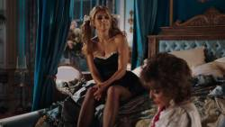 Elizabeth Hurley, Emily Barber - The Royals