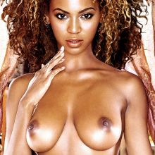 Beyonce Knowles nude Playboy magazine celebrity cover naked photo shoot UHQ