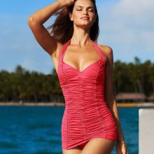 Lisalla Montenegro sexy Macys swimwear 2014 Summer 14x UHQ