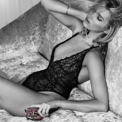 Elsa Hosk sexy Victoria's Secret