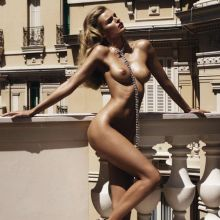 Edita Vilkeviciute & Anja Rubik nude photo shoot for Vogue Paris 20x HQ