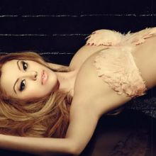 Zahia Dehar hot Revue de Mode 2014 Fall Winter 14x UHQ