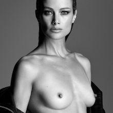 Carolyn Murphy nude Lui Magazine December 2015 issue 2x UHQ