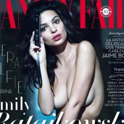 Emily Ratajkowski nude Vanity Fair