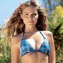 Nina Senicar sexy Bonatti Swimwear 2014 Summer 10x UHQ