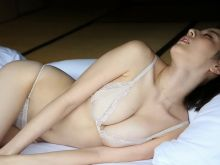 Yumi Sugimoto topless, lingerie Japanese model, actress and singer 90x HQ