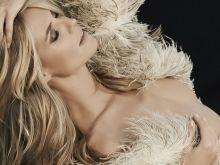 Heidi Klum topless for Sharper Image 2014 photo shoot 29x UHQ