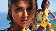Jessica Alba sexy SHAPE Magazine 2015 June issue 18x UHQ