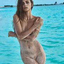 Xenia Deli nude topless by Jacques Weyers photo shoot 15x HQ photos