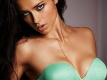 Adriana Lima sexy Victoria's Secret lingerie 2014 March 36x HQ