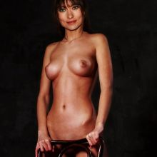 Olivia Wilde from Love the Coopers nude photo UHQ