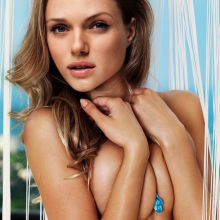 Tracy Spiridakos nude Playboy magazine celebrity cover naked photo shoot UHQ
