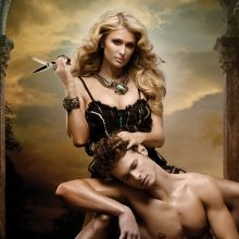 Paris Hilton sexy photo shoot for Adorn magazine 2015 5x HQ