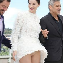 Caitriona Balfe upskirt on Money Monster premiere 31x HQ photos