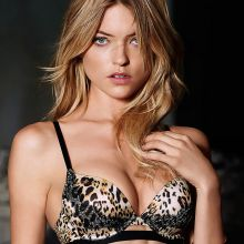 Martha Hunt sexy Victoria's Secret lingerie 2014 June 33x HQ