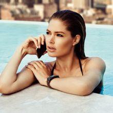 Doutzen Kroes sexy Samsung Galaxy S5 Campaign 5x UHQ