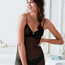 Marilhéa Peillard sexy Victoria's Secret lingerie 2014 September 21x HQ