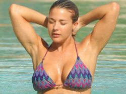 Gemma Atkinson bikini in the Dominican Republic 73x UHQ