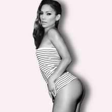 Jennifer Lopez hot ass on Booty single cover 2x UHQ