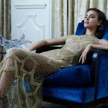 Irina Shayk sexy Davidson Zanine 2015 FW 4x HQ
