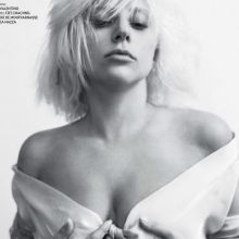 Lady Gaga raunchy photo shoot for  Rolling Stone Italia 2015 Novembre 6x HQ