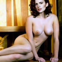 Hayley Atwell from Agent Carter nude photo HQ