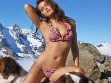 Emily DiDonato 2014 Sports Illustrated Swimsuit photo shoot 25x HQ