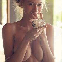 Bryana Holly nude for Treats! magazine 2016 August 16x HQ topless photos