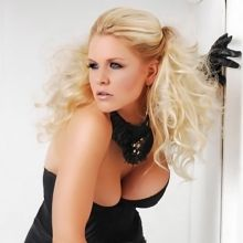 Carrie Keagan sexy cleavage photoshoot Twitpic MQ