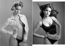 Shelley Hennig sexy photo shoot 4x MixQ
