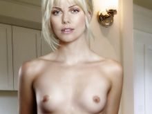Charlize Theron nude 2 Days in the Valley poster UHQ
