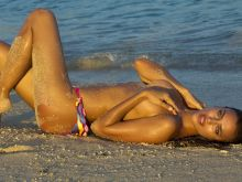 Irina Shayk 2014 Sports Illustrated Swimsuit photo shoot 30x HQ