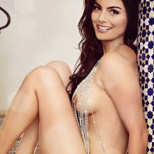 Ximena Navarrete from La tempestad nude photo shoot UHQ