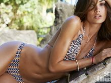 Lily Aldridge 2014 Sports Illustrated Swimsuit photo shoot 42x HQ