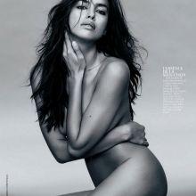 Irina Shayk nude, topless for Madame Figaro magazine November 2016 12x HQ photos